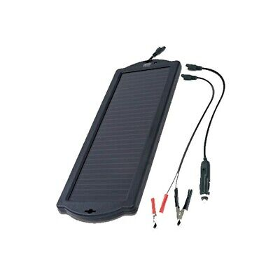 Ring 12v Small Car Bike Boat Solar Power Battery Maintainer Charger 1.5W 50AH!!!