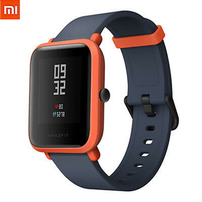 "Xiaomi Huami AMAZFIT Bip 1.28"" IP68 Smart Sports Watch Bluetooth 4.0 Heart Rate"