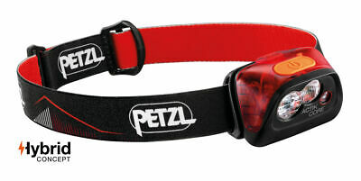 Petzl ACTIK CORE 2019  - Rechargeable, compact multi-beam headlamp. 450 lumens