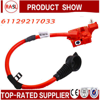 61129217033 New Positive Battery Cable Fits BMW 7 Series F02 Rolls-Royce RR4 RR5
