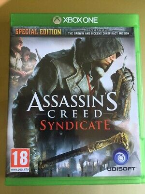 XboxOne Assassin`s Creed Syndacate Special Edition Perfetto