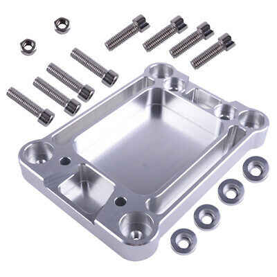 Billet Shifter Box Base Plate Fit for 1994-2001 Acura Integra K20 K24 K Series