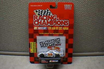 Cartoon Network Wacky Racing Champions 1997 Edition Die-Cast Collectible Replica