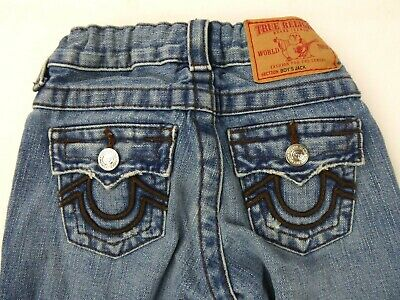 True Religion Boys Jack Age 4 Jeans