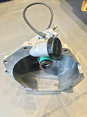 Caterham Bell Housing + Clutch Master & Slave Cylinder - Ford Duratec Engine