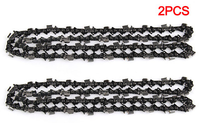 "2x20"" Chainsaw Chain 76 Links, 325 1.5mm 58cc 52cc,60cc Fits Parker Oregon Sthil"