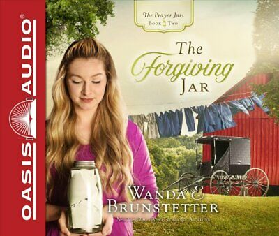 The Forgiving Jar by Wanda E Brunstetter 9781640911598 | Brand New