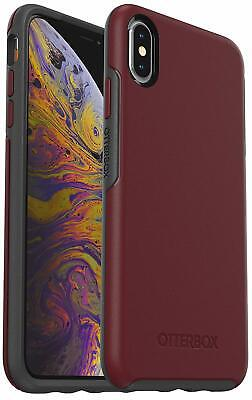 OtterBox Symmetry Series Protective Case iPhone XS Max, Fine Port Easy-Open Box