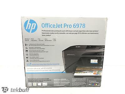 HP OFFICEJET PRO 6978 All-in-One Printer (T0F29A#B1H