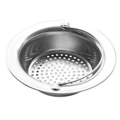 Stainless Steel Durable Mesh Sink Strainer Stopper Filter Trap/Hair Catcher