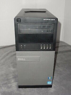 DELL OPTIPLEX 9020 MT - Core i7 4790 3 6 GHz 16 GB RAM 2TB HD Win 7
