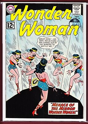 Dc _ Wonder Woman # 134 _ Vfn- _ 1962.