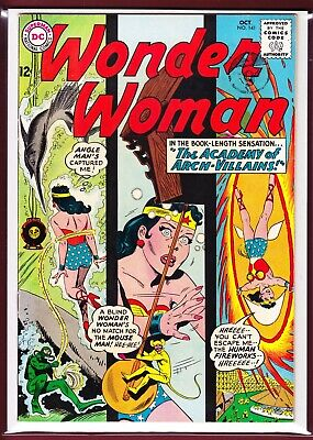 Dc _ Wonder Woman # 141 _ Vfn+ _ 1963.