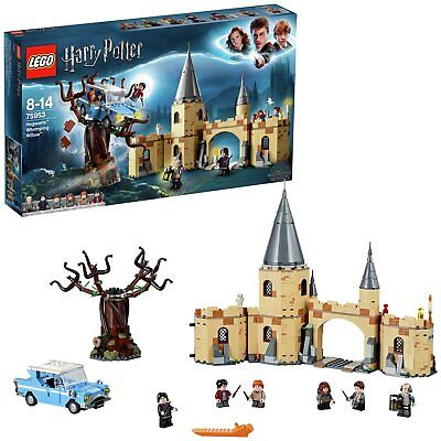 LEGO Harry Potter Hogwarts Whomping Willow Toy - 75953.