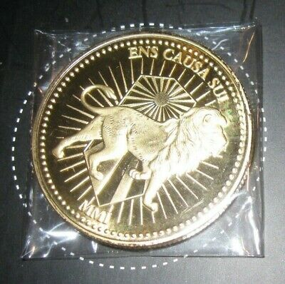 John Wick Continental Hotel Gold Coin Exclusive Replica High Quality Movie Prop