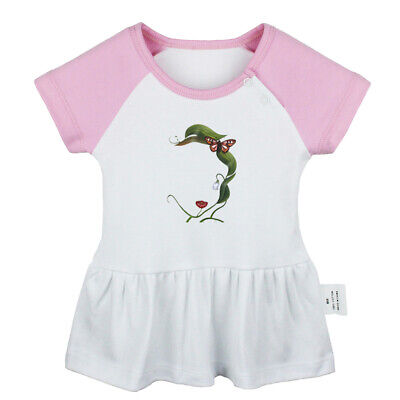 Funny Disney snow White Newborn Baby Girls Dress Toddler Infant Cotton Clothes