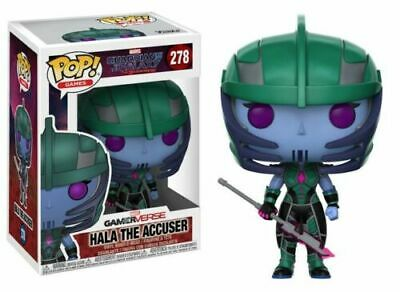 Funko Pop Figurine Vinyle 278 Marvel Gardiens De La Galaxie Hala The Accuser TV