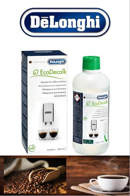 Detartrant Machine a Cafe DeLonghi Ecologique SER3018 Ecodecalk 500ml
