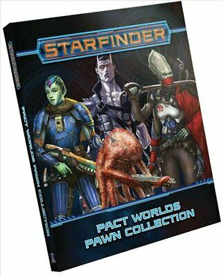 STARFINDER - PACT Worlds Pawn Collection New Paizo - $24 99