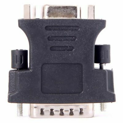 DMS-59pin Male To 15Pin Extension Adapter For PC VGA RGB Female Card G5M1