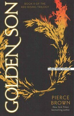 GOLDEN SON (RED Rising Series) by Brown, Pierce - $11 07
