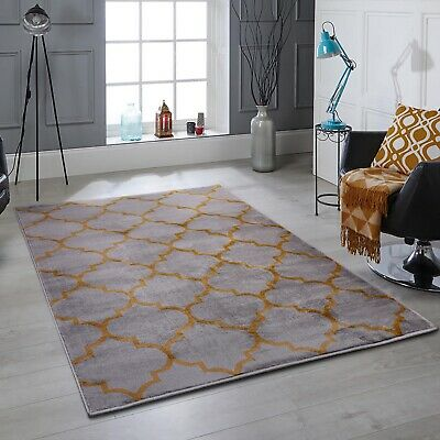 New Grey  Yellow Small Extra Large Big Huge Size Floor Carpet Rug Mat Cheap Rugs