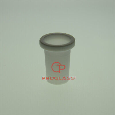 Proglass Sleeve,TEFLON,Ribbed With Gripping Ring Joint 24/40