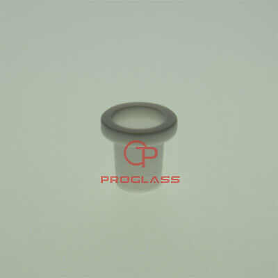 Proglass Sleeve,TEFLON,Ribbed With Gripping Ring Joint 14/20