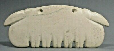 Fine China Chinese Carved Cream Jade Huang Pendant Amulet Han Style but Later