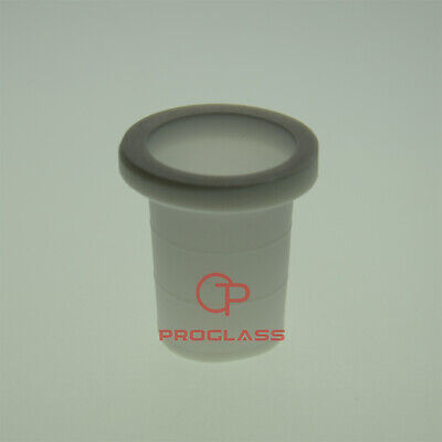 Proglass Sleeve,TEFLON,Ribbed With Gripping Ring Joint 29/42