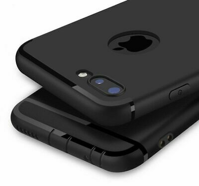 case for apple IPHONE 6s PLUS s full cover tempered glass black screen protector