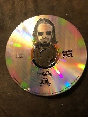 RINGO STARR & HIS 3rd ALL-STARR BAND  Vol 1  The Beatles Solo Live  VG Cond 1997