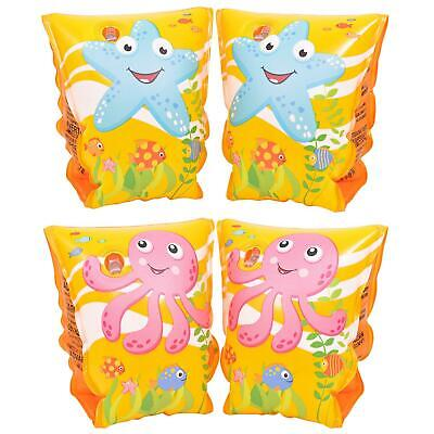 Children Inflatable Swim Arm bands Kids Baby Swimming Pool Safety Float