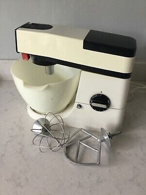 Vintage Kenwood Chef Model A901 Food Mixer with Attachments