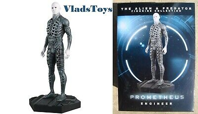 Eaglemoss 1/16 Alien & Predator  Alien Engineer Figure Prometheus Issue 14
