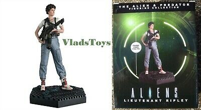 Eaglemoss 1/16 Alien & Predator Ripley Figure Aliens Issue 32