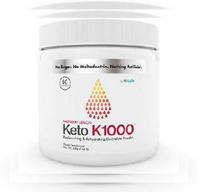 Keto K1000 Electrolyte Powder | Boost Energy & Beat Leg Cramps | No 1-Pack