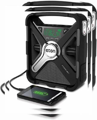 Eton American Red Cross Multi-Powered Smartphone Charger Weather FR1 eg