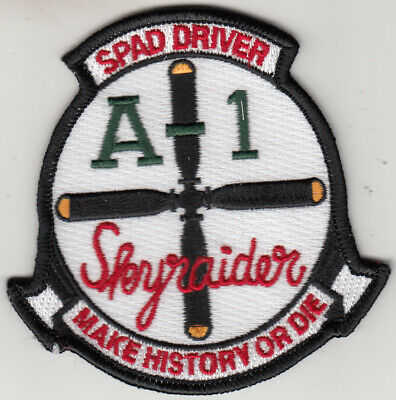 Vfa-25 Fist Of The Fleet Spad Driver Shoulder Patch
