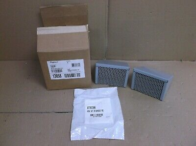 T4S3R Pentair Hoffman NEW In Box Enclosure Fan Shroud Kit 13858