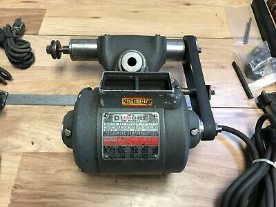 Nice Dumore Tool Post Grinder No. 5