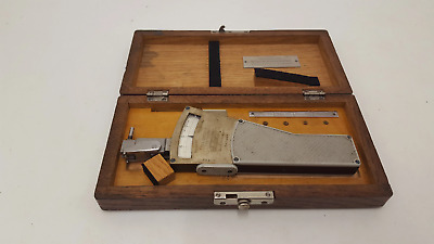 Johansson Precision Machinist Measuring Engineers Gauge 18601