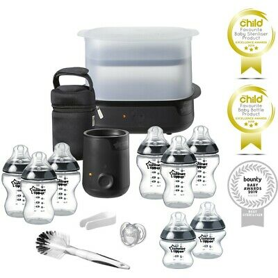 Tommee Tippee Essentials Starter Kit - Black