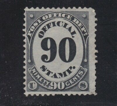 US O56 90c Post Office Department Official Unused F-VF NG SCV $80