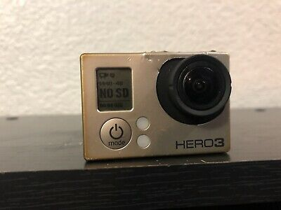 GoPro HERO3 Action Camera Tested & Working - FREE AND FAST SHIPPING!