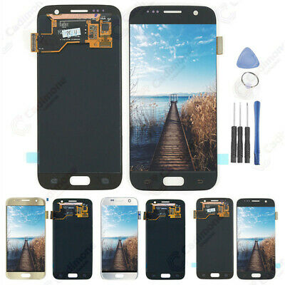 For Samsung Galaxy S7 SM-G930F LCD Display Touch Screen Digitizer Assembly BT02