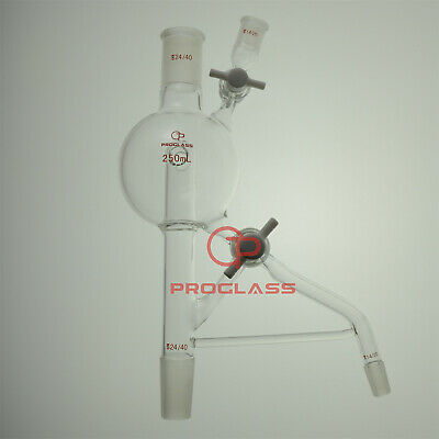 Proglass Solvent Still Head Capacity 250mL,Top 24/40,Side 14/20