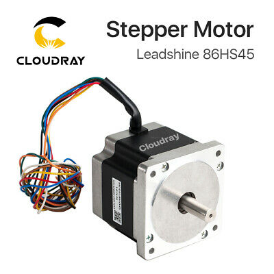 Leadshine Stepper Motor 86HS45 2 phase Hybrid Step for NEMA34 4.2A 4.5 N.m