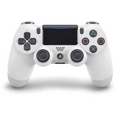 PlayStation 4 DualShock Wireless V2 Controller - Glacier White