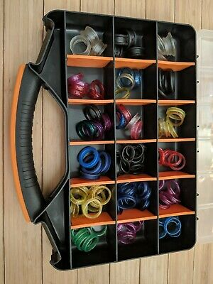 Scissors, Shears, Finger Rings, Inserts, Grips, quantity  100 pieces.